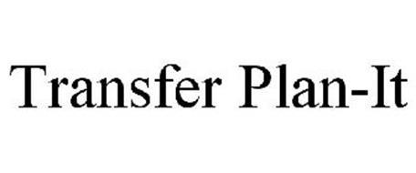 TRANSFER PLAN-IT