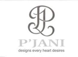 PJ P'JANI DESIGNS EVERY HEART DESIRES