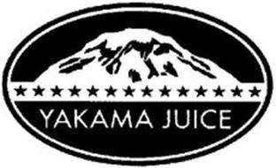 YAKAMA JUICE