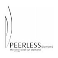 PD PEERLESS DIAMOND THE IDEAL IDEAL-CUT DIAMOND
