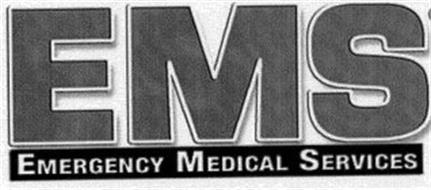 EMS EMERGENCY MEDICAL SERVICES