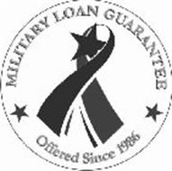 MILITARY LOAN GUARANTEE OFFERED SINCE 1986