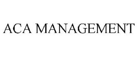 ACA MANAGEMENT
