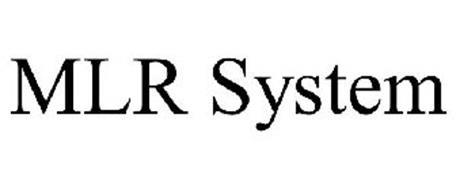 MLR SYSTEM