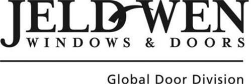 JELD WEN WINDOWS & DOORS GLOBAL DOOR DIVISION