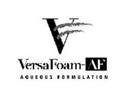 V VERSAFOAM-AF AQUEOUS FORMULATION