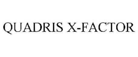 QUADRIS X-FACTOR