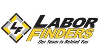 LF LABOR FINDERS OUR TEAM IS BEHIND YOU