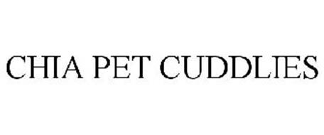 CHIA PET CUDDLIES