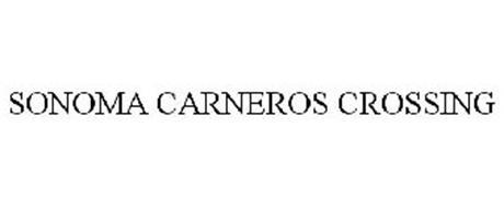 SONOMA CARNEROS CROSSING