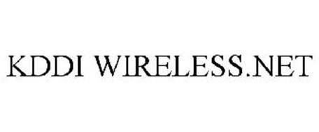 KDDI WIRELESS.NET