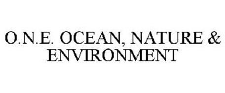 O.N.E. OCEAN, NATURE & ENVIRONMENT