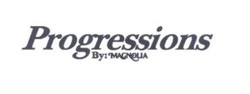 PROGRESSIONS BY MAGNOLIA