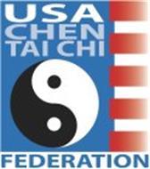 USA CHEN TAI CHI FEDERATION