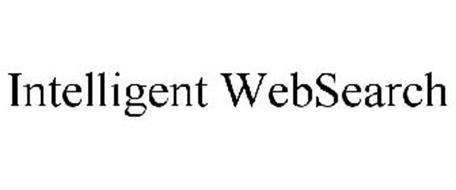 INTELLIGENT WEBSEARCH