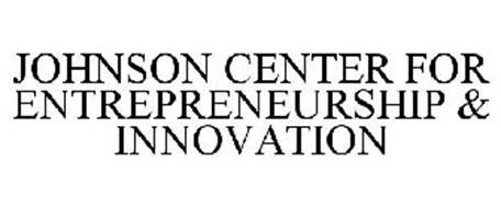 JOHNSON CENTER FOR ENTREPRENEURSHIP & INNOVATION