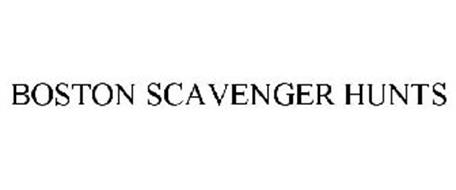 BOSTON SCAVENGER HUNTS