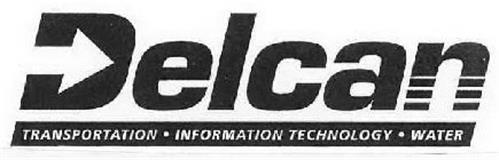 DELCAN TRANSPORTATION INFORMATION TECHNOLOGY WATER
