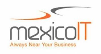 MEXICO IT ALWAYS NEAR YOUR BUSINESS
