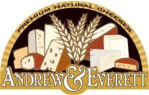 ANDREW & EVERETT PREMIUM NATURAL CHEESES