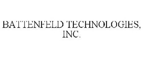 BATTENFELD TECHNOLOGIES, INC.
