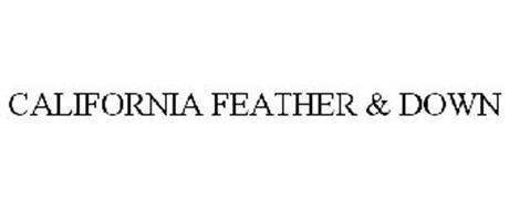CALIFORNIA FEATHER & DOWN