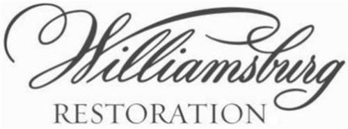 WILLIAMSBURG RESTORATION