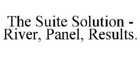 THE SUITE SOLUTION - RIVER, PANEL, RESULTS.