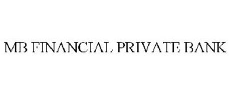 MB FINANCIAL PRIVATE BANK
