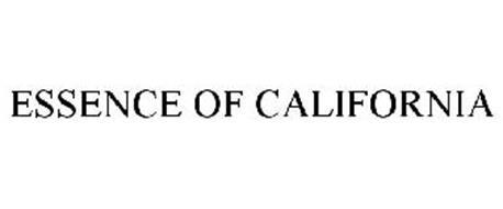 ESSENCE OF CALIFORNIA