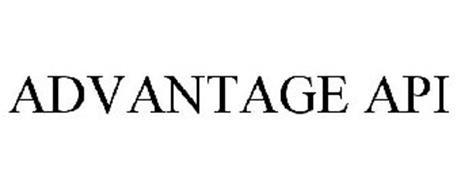 ADVANTAGE API