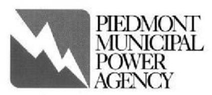 PIEDMONT MUNICIPAL POWER AGENCY