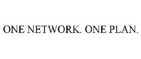 ONE NETWORK. ONE PLAN.