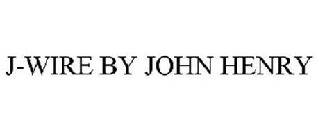 J-WIRE BY JOHN HENRY