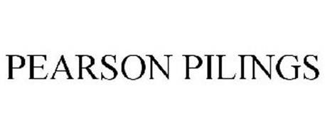 PEARSON PILINGS