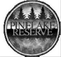 PINE LAKE RESERVE