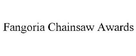 FANGORIA CHAINSAW AWARDS