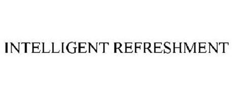 INTELLIGENT REFRESHMENT