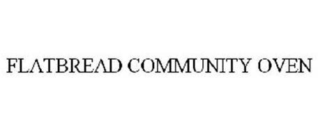 FLATBREAD COMMUNITY OVEN