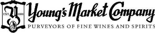 Y YOUNG'S MARKET COMPANY PURVEYORS OF FINE WINES AND SPIRITS EST. 1888