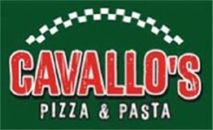 CAVALLO'S PIZZA & PASTA