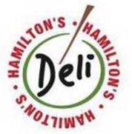 HAMILTON'S DELI