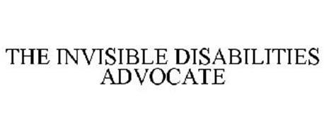 THE INVISIBLE DISABILITIES ADVOCATE