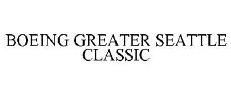 BOEING GREATER SEATTLE CLASSIC