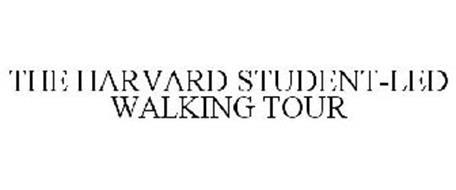 THE HARVARD STUDENT-LED WALKING TOUR