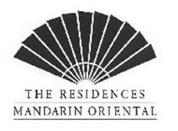 THE RESIDENCES MANDARIN ORIENTAL