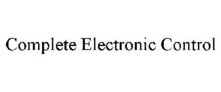 COMPLETE ELECTRONIC CONTROL