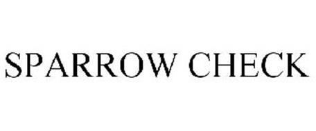 SPARROW CHECK