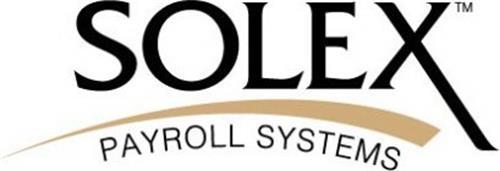 SOLEX PAYROLL SYSTEMS