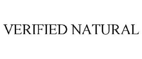 VERIFIED NATURAL